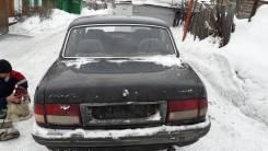 Крышка багажника Волга