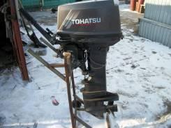 Продам лодочный мотор тохатсу 30лс хорошее состояние 70т. р