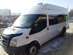 Ford Transit 222702. Срочно! Продаётся Ford Transit 140, 2011г. в., 18 мест, торг уместен, 18 мест. Под заказ
