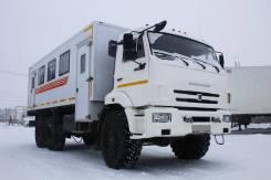 КамАЗ 43118 Сайгак. Вахтовый автобус (северный пакет) Камаз Автобус для вахтовых бригад, 28 мест, В кредит, лизинг