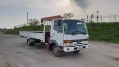 Аренда грузовика 5т с краном 3т без водителя