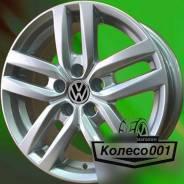 Новые литые диски VW-7678 R15 5/100 S
