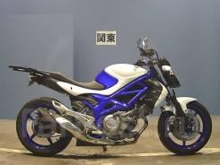 Suzuki SFV 650 Gladius, 2011
