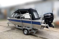 Kingfisher. 2018 год, длина 5,20м., двигатель подвесной, бензин