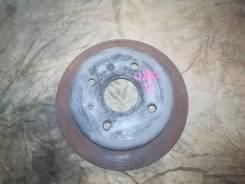 Диск тормозной задний Chevrolet Lacetti J200 F14D3 F16D3