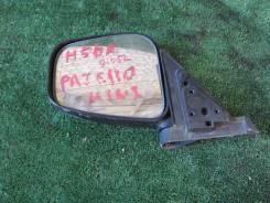 Зеркало. Mitsubishi Pajero Mini, H51A, H56A Двигатель 4A30