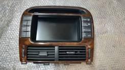 Мультивижн монитор дисплей Toyota Celsior UCF30 LS430 2003 рестайлинг