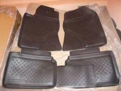Ковры полиуретан Avensis 06 г., чёрные