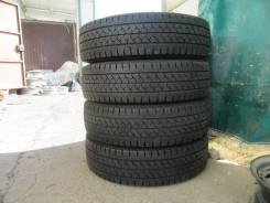 Bridgestone Blizzak VL1. зимние, без шипов, б/у, износ 20%