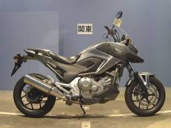 Honda NC 700X, 2012
