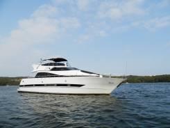 Моторная яхта President 630