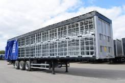Тонар 9886. Тонар-9886 (для перевозки птицы в металлических контейнерах)., 26 350кг. Под заказ