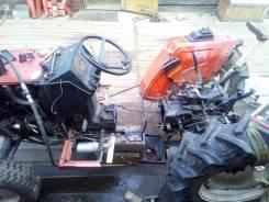 Продам трактор по запчастям Yanmar fx24d