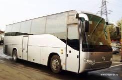 Higer KLQ6128K. Higer KLQ 6128LQ, 32 места , ровный пол, VIP салон, Туристический авт, 32 места