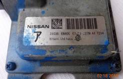 Б/У блок управления CVT ДВС Nissan Lafesta MR20DE FWD 07 31036EN40C