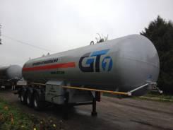 GT7 ППЦТ-40. Газовоз облегчённый, 31 330кг. Под заказ