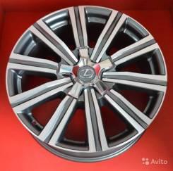 Диски на Lexus и Toyota R20 5*150