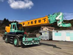 Kato KR-25H. Кран KATO 26 тонн KR-25H-V6 2015 год, 44,00м.