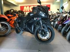 GX-moto GXR 250, 2018
