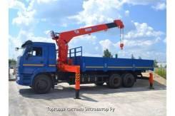 КМУ Soosan SCS 866 LS top (верхнее управление)