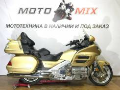 Honda GL 1800 Gold Wing. 1 800 куб. см., исправен, птс, без пробега
