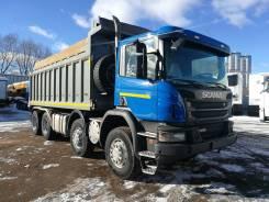 Scania P. Самосвал 8х4 2015, 12 740куб. см., 32 430кг., 8x4
