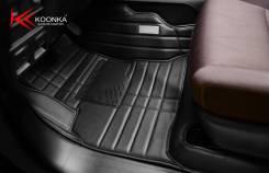 Коврики 3D Koonka в салон Toyota Camry