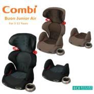 Автокресло Combi Buon Junior Air. Группа 2-3 Новинка из Японии!