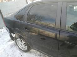 Дверь боковая Ford Focus 2 2005-2008, правая задняя
