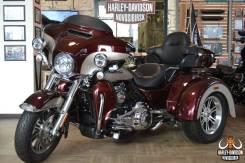 Harley-Davidson Tri Glide Ultra FLHTCUTG. 1 744куб. см., исправен, птс, с пробегом
