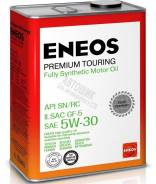 Масло моторное Eneos Gasoline Synthetic Premium Touring SN 5w30 4л