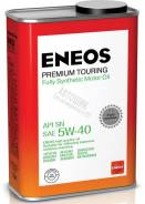 Масло моторное Eneos Gasoline Synthetic Premium Touring SN 5w40 1л