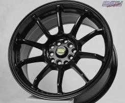 NEW! Комплект Volk Racing ZE40 R17 7.5jj ET+32 5*100/114.3 (D170)