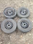 """Комплект колес на лете R14. 5.5x14"""" 5x114.30 ЦО 66,4мм."""