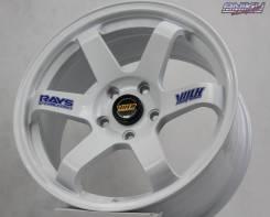 NEW! Диповые Volk Racing TE37 SL R17 8j ET35 5*114.3 (D120)