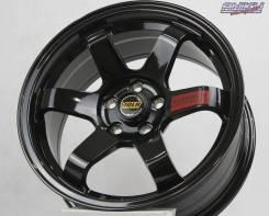 NEW! Комплект дисков Volk Racing TE37 SL R16 7j ET+35 5*100 (D169/3)