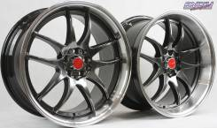 "Work Emotion CR 2P. 8.5/9.5x18"", 5x100.00, 5x114.30, ET35/25, ЦО 73,1 мм."