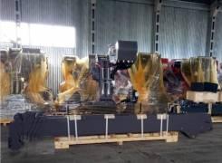 Кран манипулятор Horyong hrs 206 7 тонный