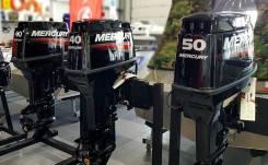 Лодочный мотор Mercury 50 EO TMC, новый, в упаковке
