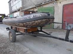 Продаю лодку ПВХ Гольфстрим 330