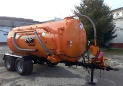 Машина для внесения жидких удобрений МЖУ- 6 тонн