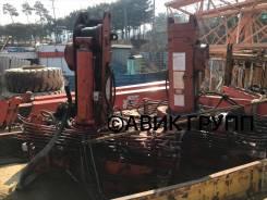 Продам крановую установку Kanglim ks1256 7000 кг 20 метров вылет