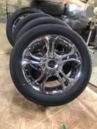 """Хромированные колеса. x17"""" 5x114.30"""