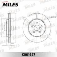 Тормозной диск передний Miles K001627