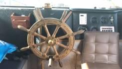 Продам катер Ярославец двигатель ямз 238 в хорошем состоянии