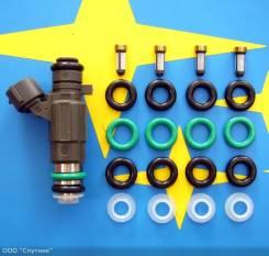 Ремкомплект инжекторов nissan/infiniti/subaru . комплект на 4 инжектора АНАЛОГ 16611AA610, 16611AA620, 16611AA420, 16611aa630,16611AA160, FBLC100, FBL...