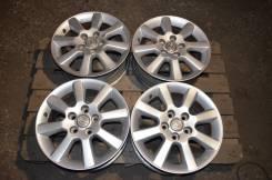 Комплект японских литых дисков R16 Toyota