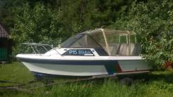 Yamaha fish 17 с Ямаха 90