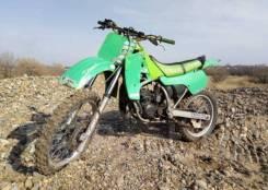 Kawasaki KX 125, 1989