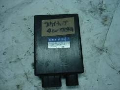 Коммутатор на Suzuki Skywave 400 (CK41)